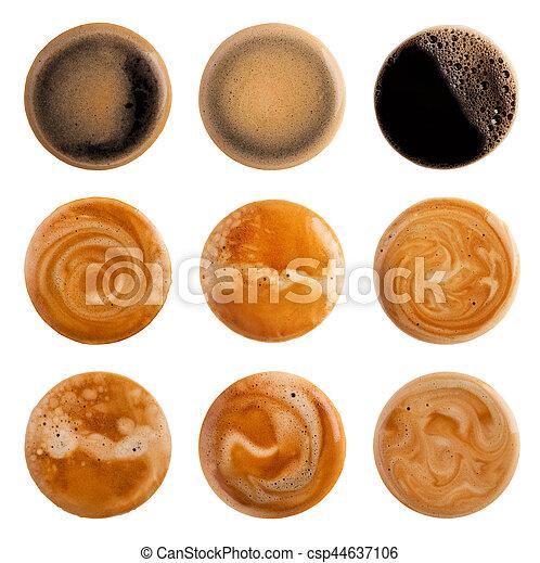 Coffee Foam - csp44637106