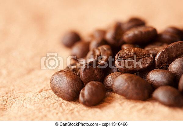 Coffee grunge background - csp11316466