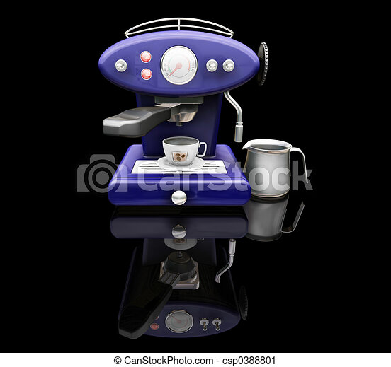 Coffee machine - csp0388801