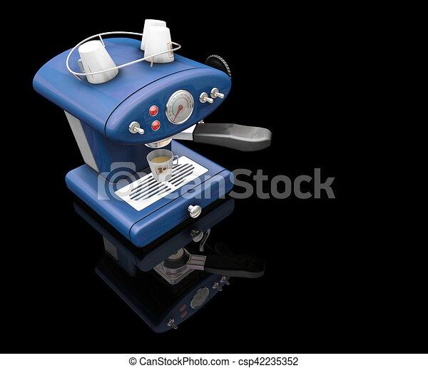 Coffee machine - csp42235352