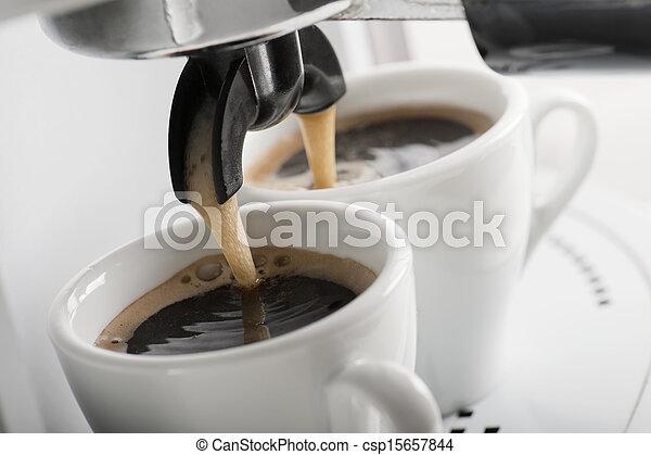 coffee machine - csp15657844