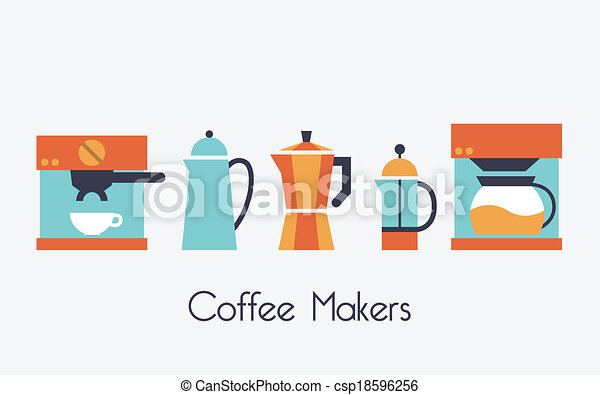 Coffee makers - csp18596256