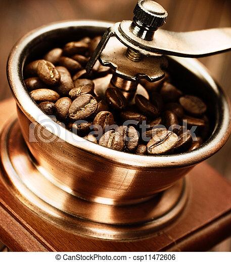 Coffee Mill  - csp11472606