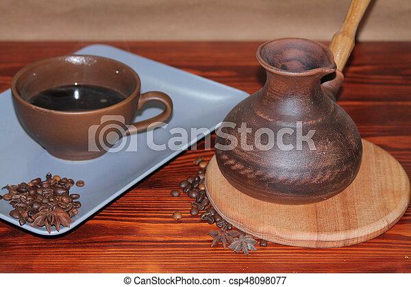 Coffee - csp48098077