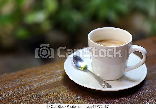 Coffee - csp16772487