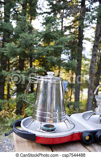 Coffee pot - csp7544488
