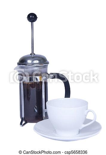 Coffee pot - csp5658336