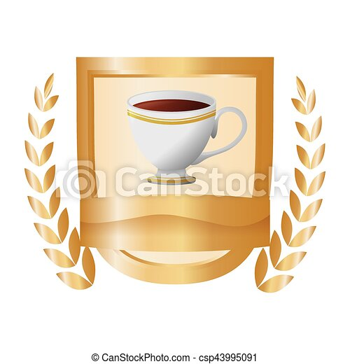 coffee related icons image - csp43995091