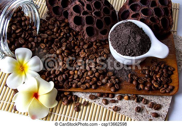 Coffee Scrub - csp13662598