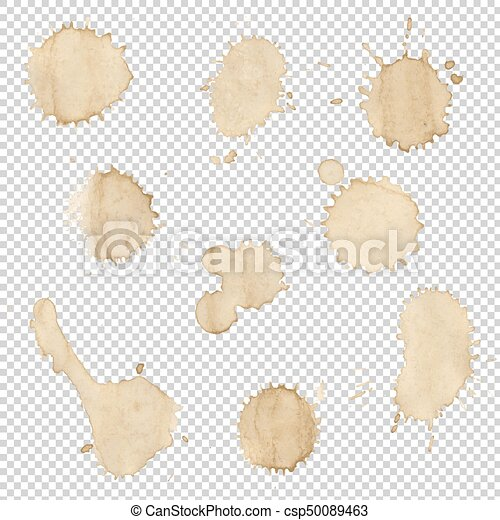 Coffee Stain Collection - csp50089463