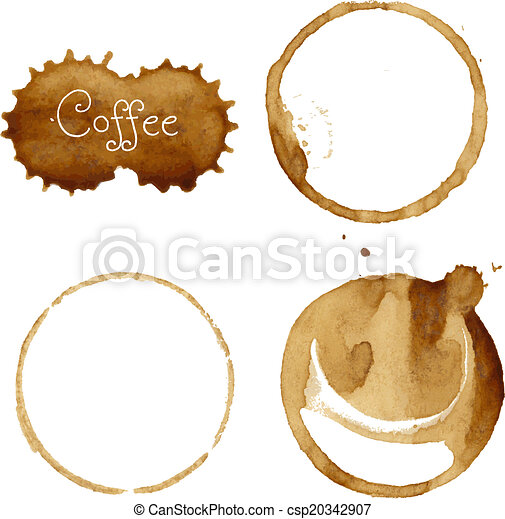 Coffee Stain Collection - csp20342907