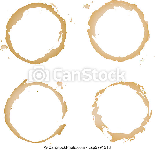 Coffee Stain - csp5791518