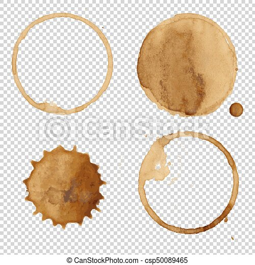 Coffee Stains Collection - csp50089465