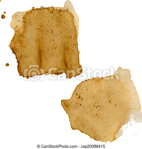 Coffee Stains Collection - csp20086415