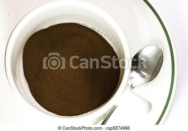 Coffee - csp5874996