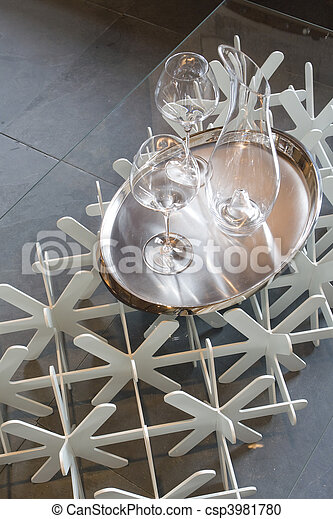 Coffee table - csp3981780