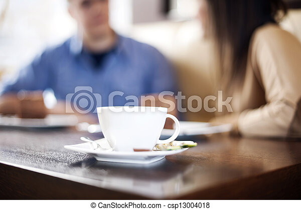 Coffee time - csp13004018