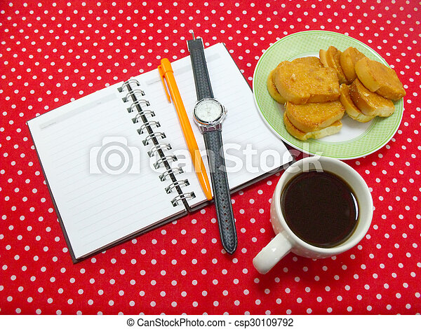coffee time - csp30109792