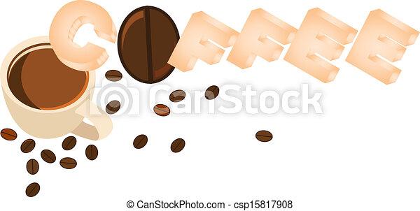 Coffee - csp15817908