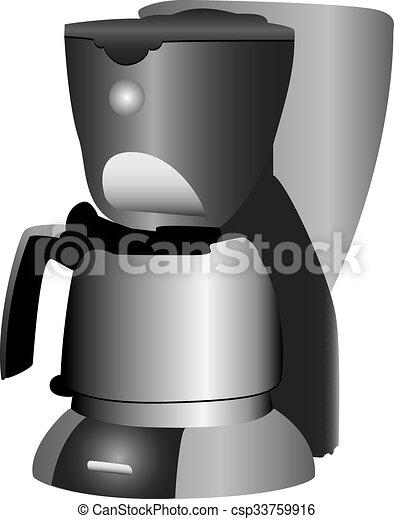 Coffeemaker - csp33759916