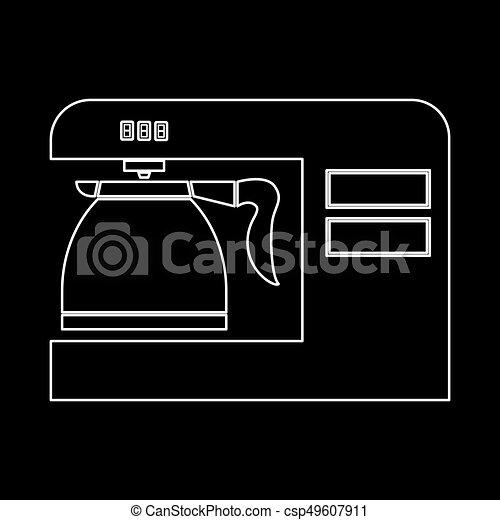 Coffeemaker - csp49607911