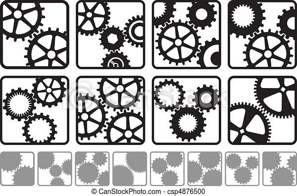 Cog Logos - csp4876500