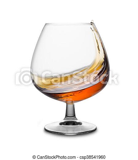 cognac glass - csp38541960
