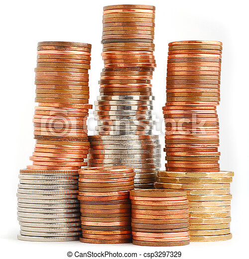 Coin tower