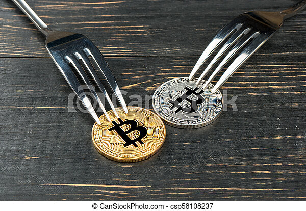 Coins bitcoin with fork - csp58108237