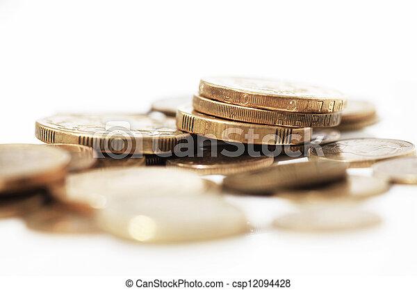 coins - csp12094428