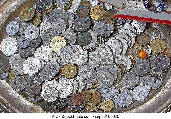Coins - csp33185626