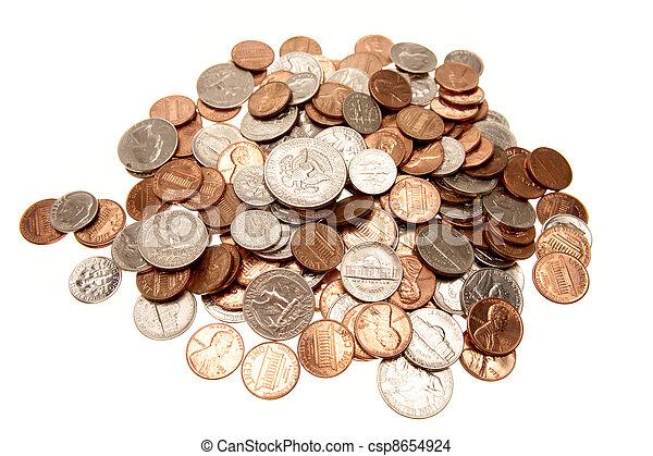Coins - csp8654924