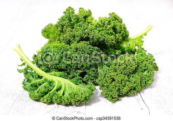 Kale - csp34391536
