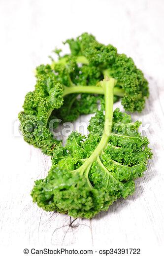 Kale - csp34391722