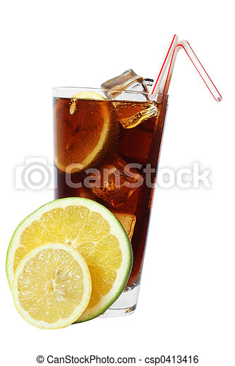 Cola Drink - csp0413416