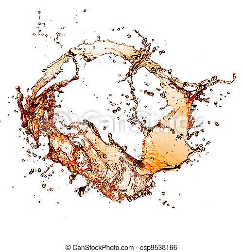 Cola splash - csp9538166