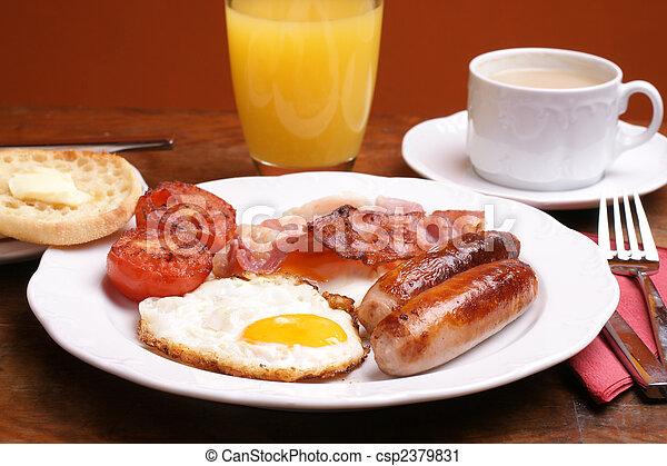 colazione cucinata - csp2379831