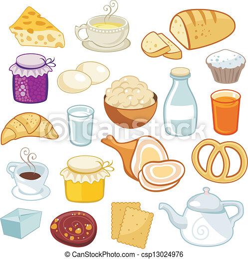 colazione, set - csp13024976