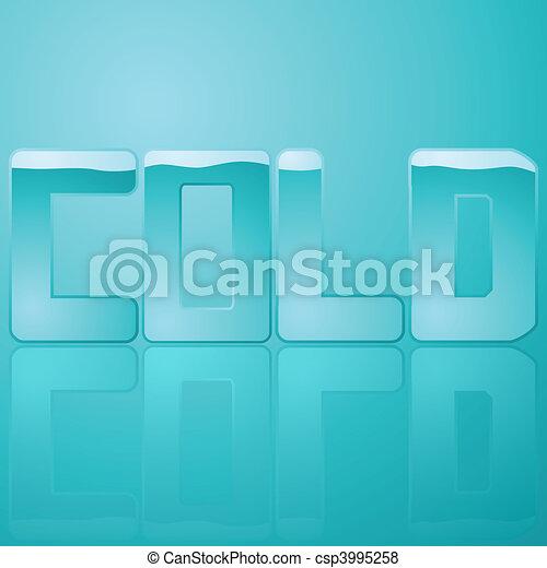 Cold - csp3995258