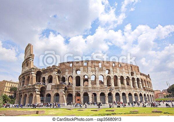Coliseo - csp35680913