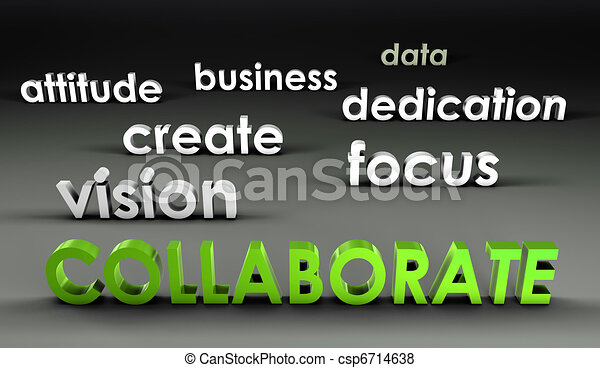 Collaborate at the Forefront - csp6714638