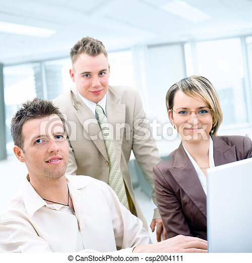 collaboration, business - csp2004111