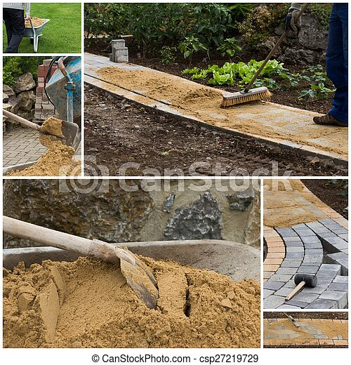 collage path construction - csp27219729