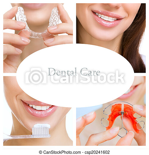 collage, services), dentaire, (dental, soin - csp20241602