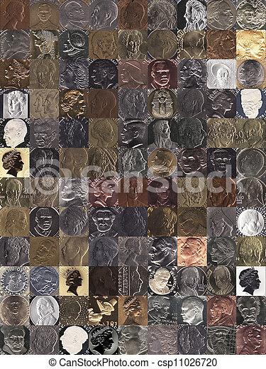 Collage - csp11026720