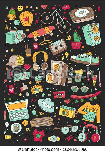 collage vector elements collage elements templates elements of