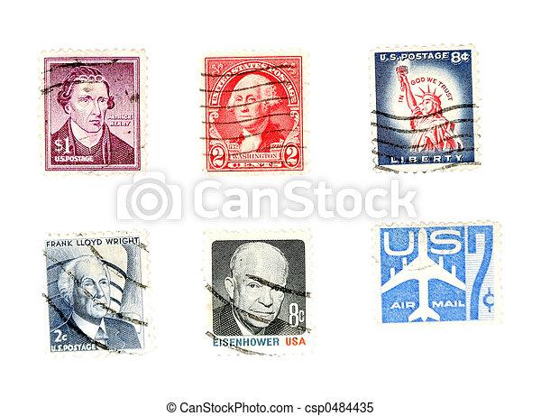 collectibles, öreg, -, bennünket, topog, állás - csp0484435