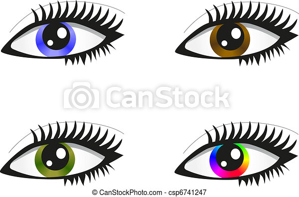 Collection Beautiful Colored Eyes Collection Of Beautiful Colored