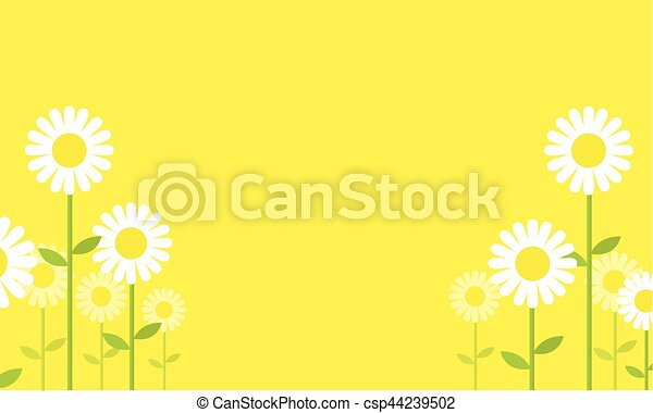 Collection Of Flower Spring Backgrounds