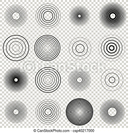 Collection of sound vector. Sound Icon, Sound Icon Flat - csp40217000